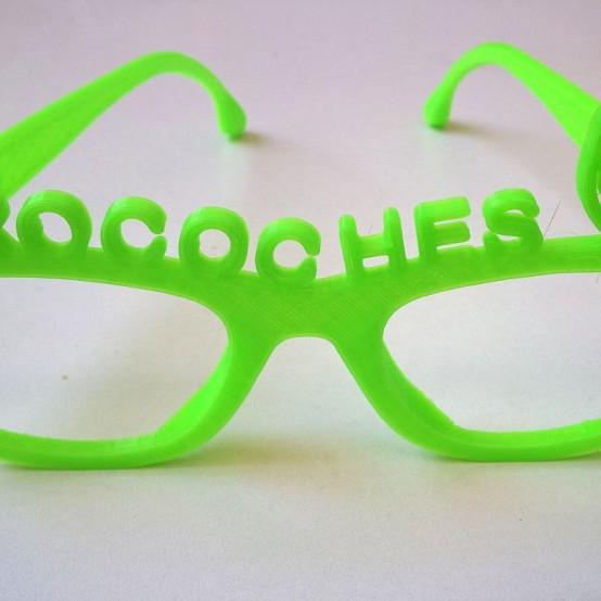 Gafas forococheras